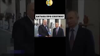 Лукашенко про одну скотину - что он несёт:)))
