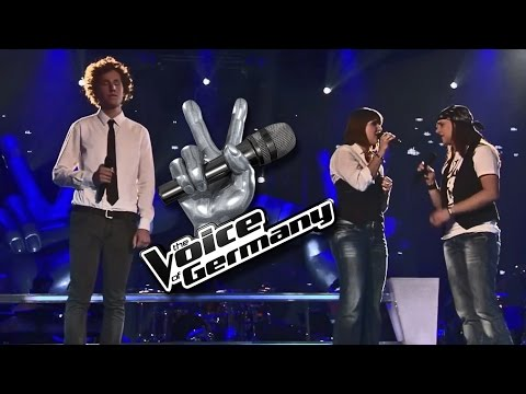 Falling Slowly – Vicky und Laura Maas vs Michael Schulte  The Voice  The Battles