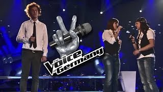 Falling Slowly - Vicky und Laura Maas vs. Michael Schulte | The Voice | The Battles Cover