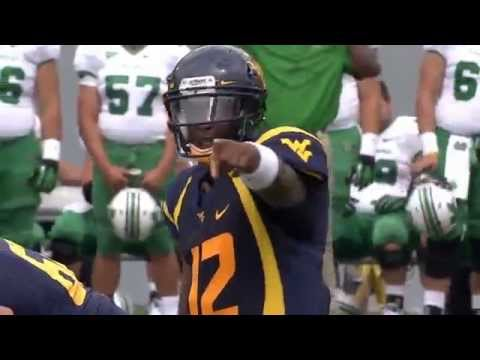 Geno Smith 2012: Game One