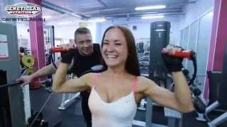 Фитнес тренировки. Тренировка плеч для девушек.(Смотрите видео фитнес тренировки. Тренировка плеч для девушек. Наш паблик вконтакте - https://vk.com/tvoi_fitness_trener..., 2015-10-31T10:46:06.000Z)