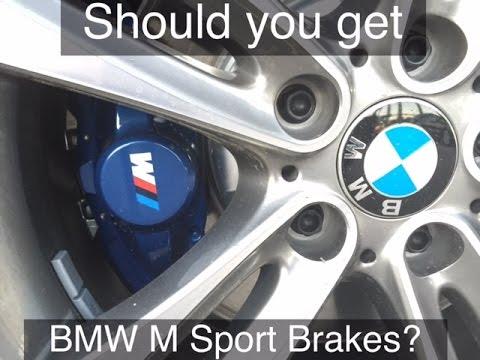 Should You Get Bmw M Sport Brakes Houston Texas Youtube