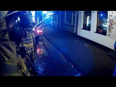 #FIRE24/7 Prio 1 Middelbrand betreft een woning op Urk