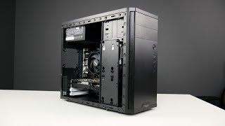 PC w obudowie mATX dla Sabiny