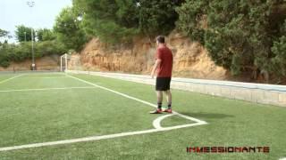 Lionel Messi Epic Crossbar Challenge