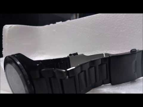 REMOVING LINKS FROM A WRIST WATCH, ADJUST WATCH BAND