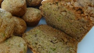Delicious Zucchini Bread With Walnuts - How To Make Zucchini Bread With Walnuts Recipe