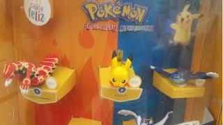 Cajita Feliz McDonald's Pokémon OmegaRuby/AlphaSapphire + Hello Kitty (Junio 2016) Parte 3