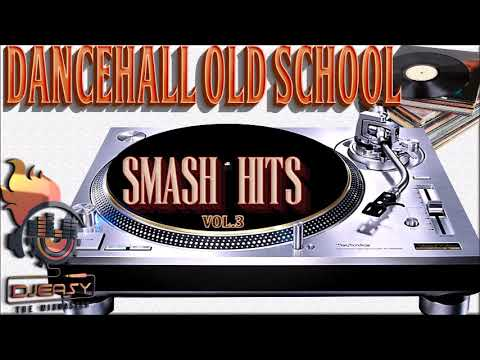 Dancehall Old School Smash Hits of the 90s Vol.3 Bounty,Beenie,Spragga,Sean Paul,Degree,ghost++