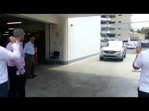 Volvo auto brake system fail