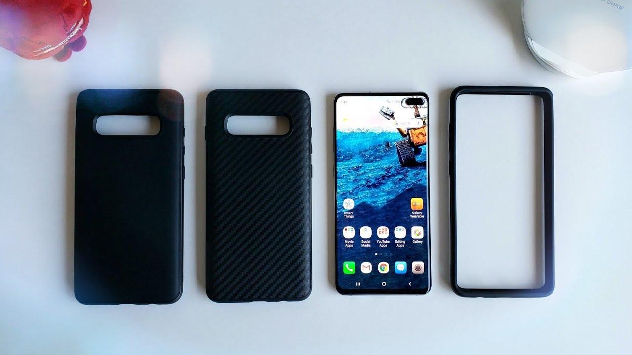 Samsung Galaxy S10 S10 Plus Rhinoshield Cases Youtube