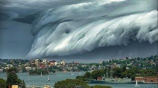 Уникальные кадры стихий снятые на камеру! Стихии нашей планеты!