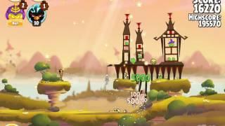 Angry Birds Seasons Fairy Hogmother 1-12