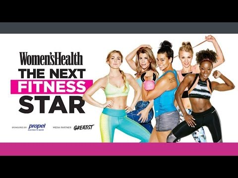 Women's Health Magazine 2016 Next Fitness Star Competition: Behind the Scenes