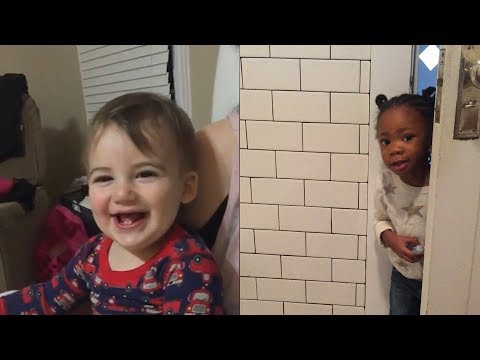Cute Kid Moments Caught On Tape | Adorable Babies