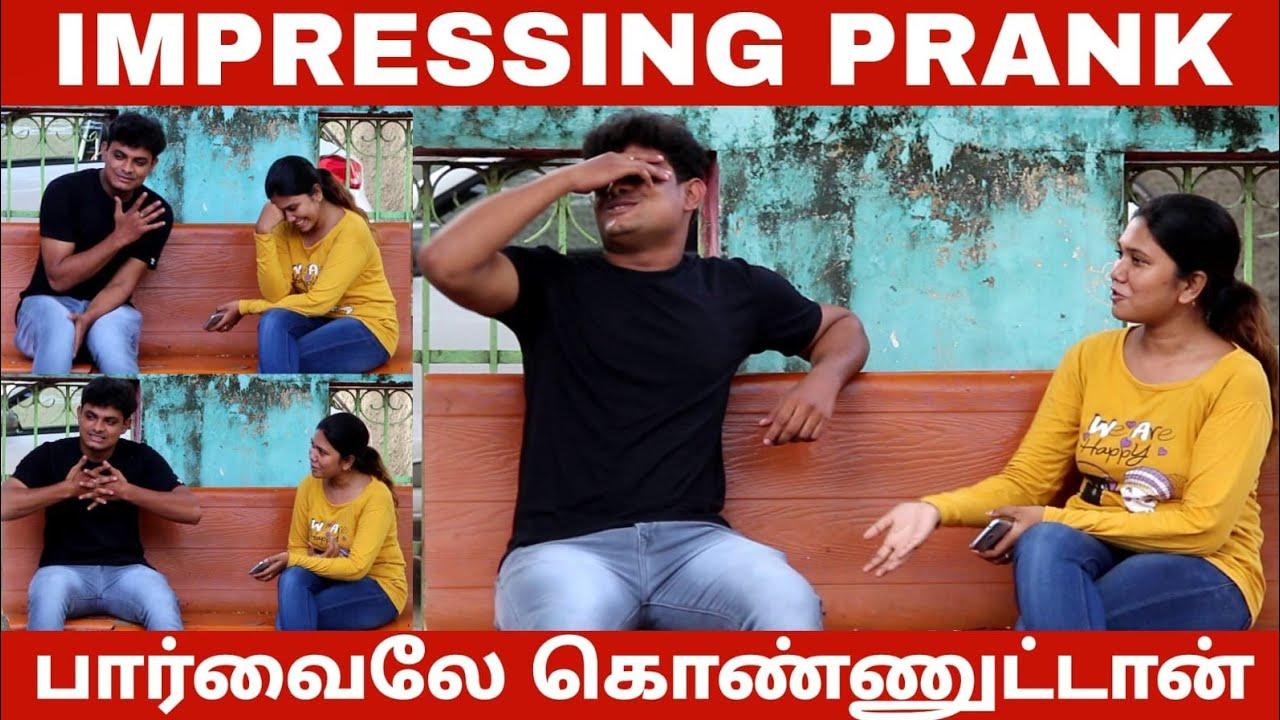 impressing Prank Sweet Love Proposal | VJ Roshni | Ka Ka Ka Po