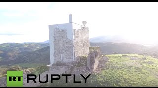 Spain: Is this the world's worst restoration? Castle repairs come under fire