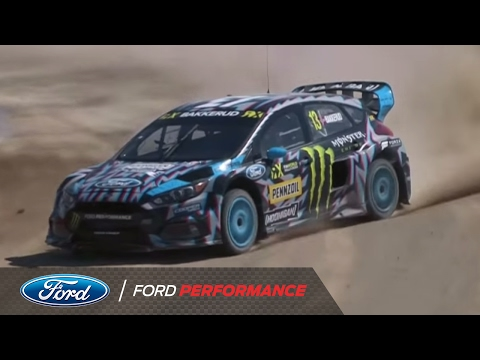 2017 FIA World RX Round 2: Live Broadcast Replay | Montalegre, Portugal | Ford Performance