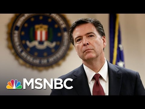 James Comey Was Uneasy With President Trump's Repeated Calls   Morning Joe   MSNBC