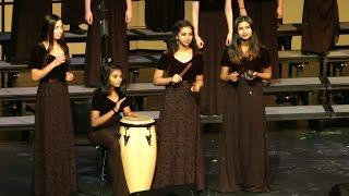 skyline high school fall choir concert 2016
