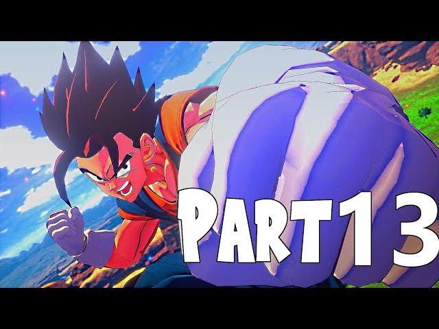Dragon Ball Z Kakarot Gameplay Walkthrough Part 13- Vegito vs Super Buu (XBOX ONE Gameplay) DBZ]