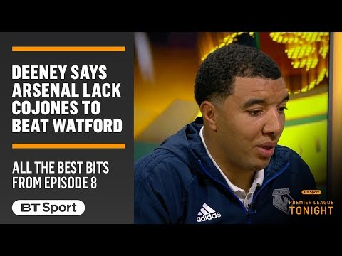 Troy Deeney: Arsenal lack the cojones to compete with Watford
