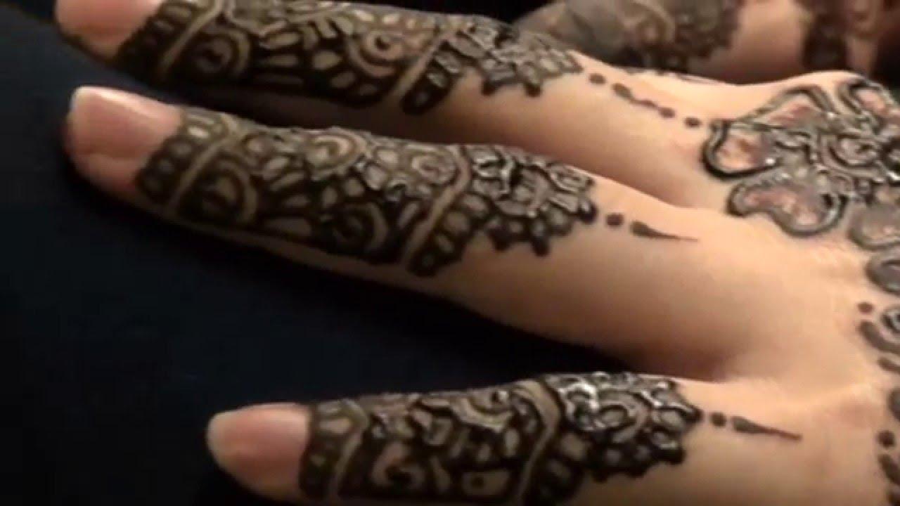 Gambar Inai Pernikahan