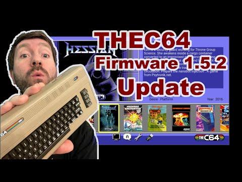 TheC64 (Mini/Maxi) Firmware