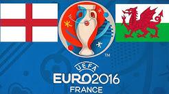 FIFA 16 EM-PROGNOSE #16 - ENGLAND : WALES