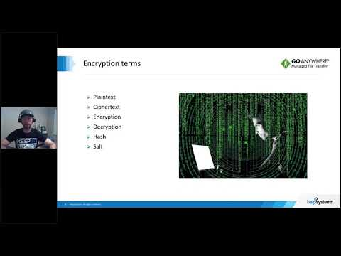 Choosing The Right Encryption Method To Securely Exchange Files