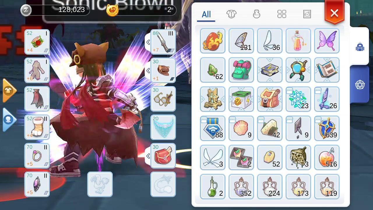 Quest Story GH + Costume Weapon Part 1 Ragnarok Mobile