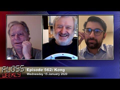 Kong - FLOSS Weekly 562