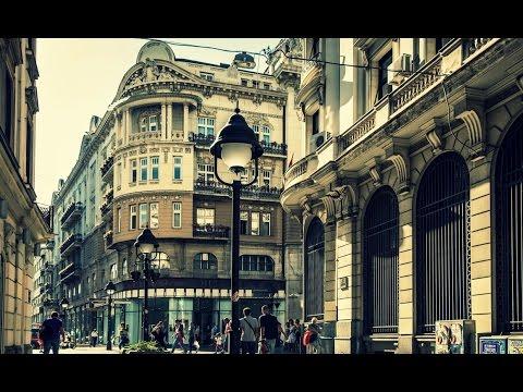 СЕРБИЯ: Прогулка по центру Белграда... BELGRADE SERBIA