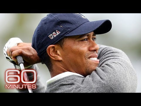 From the 60 Minutes archives: Tiger Woods