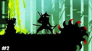 Ниндзя Араши #2 Прохождение игры видео в стиле Бой с Тенью Ninja Arashi Passage video game