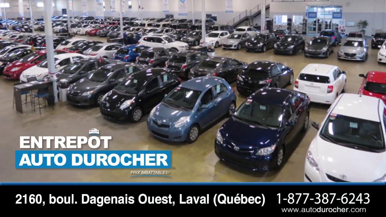 Entrepot Auto Durocher >> Mazda 3 2014 2151904 Youtube