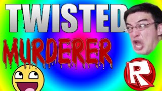 ► Roblox - Top/Best Places To Hide In Twisted Murderer! With DickyBloxxer!