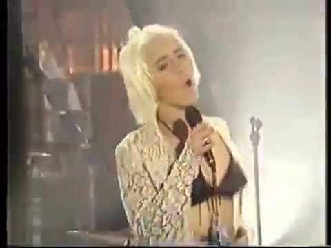 TRANSVISION VAMP BABY I DON'T CARE  WENDY JAMES