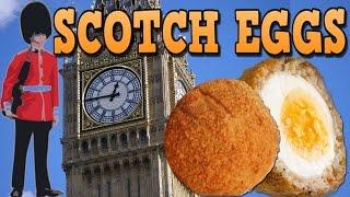 How To Make Scotch Eggs – Easy Video Recipe