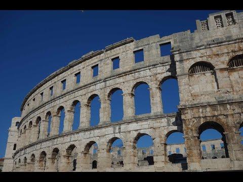 Pula - Auf den Spuren der Römer in Istrien