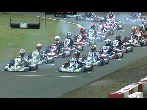Super 1 British Karting Championships 2015: Rd 1 Rowrah Snr Max
