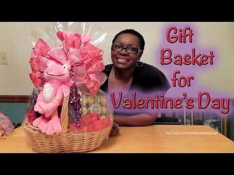 DIY Valentine's Day Gift Basket | Dollar Tree | Dollar General