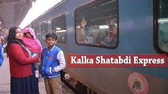 New Delhi To Chandigarh Kalka Shatabdi Express (12011) Journey