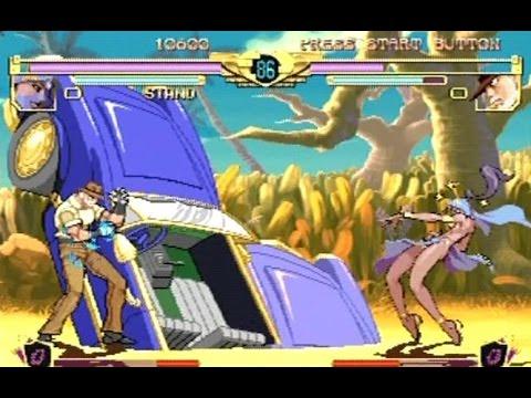 JoJo's Bizarre Adventure Review (Dreamcast) - YouTube