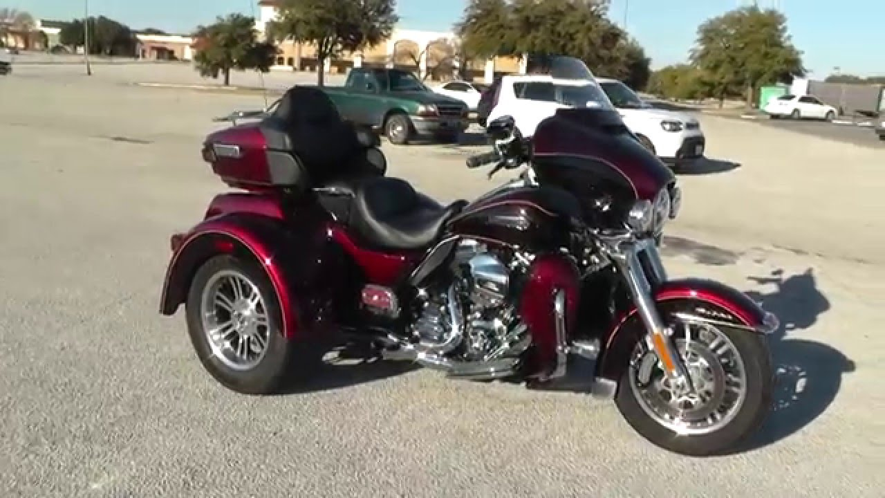 2016 Harley Davidson Tri Glide For Sale 47 Used: 2015 Harley-Davidson Tri-Glide