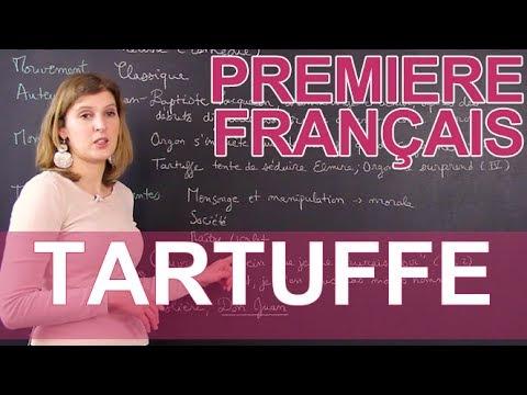 Tartuffe ou l'imposteur, Molière - Français - 1ère - Les Bons Profs