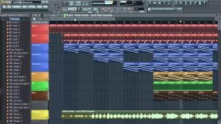 Nelly Furtado - Say It Right Instrumental FL Studio Remake (with Acapella)