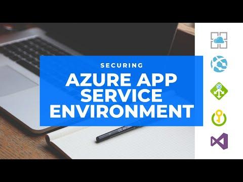 Securing Azure App Service Environment