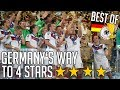 Germany S Way To 4 Stars FIFA World Cup 2014 BEST OF mp3