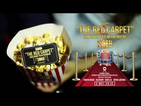 [TEASER] The Red Carpet - SSM Short Film Premiere 2016 by Corporate Comm.